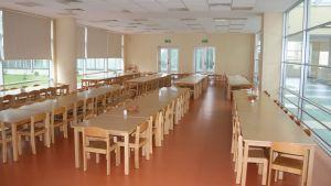 asdAnaokulu Yemek Salonu Uygulamaları